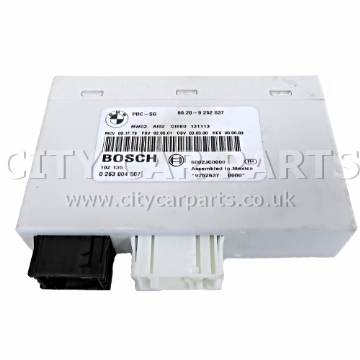 BMW 1 3 X1 SERIES E81 E84 E87 E90 E91 PARKING CONTROL MODULE UNIT PDC 66209252637 / 023004507